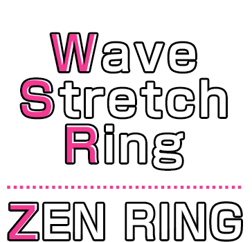 WAVE STRETCH RING