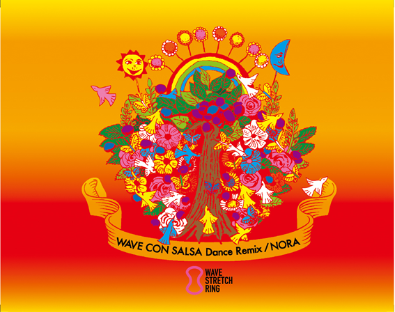 WAVE CON SALSA Dance Rimix / NORA